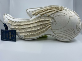 Pottery Barn Kids Nwt Harry Potter Golden Snitch Shaped Pillow - $69.25