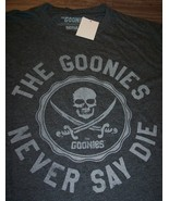 VINTAGE STYLE THE GOONIES NEVER SAY DIE T-Shirt MENS XL NEW w/ TAG - $19.80