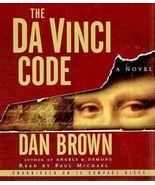 Robert Langdon: The Da Vinci Code by Dan Brown (2003, CD, Unabridged) - $25.95