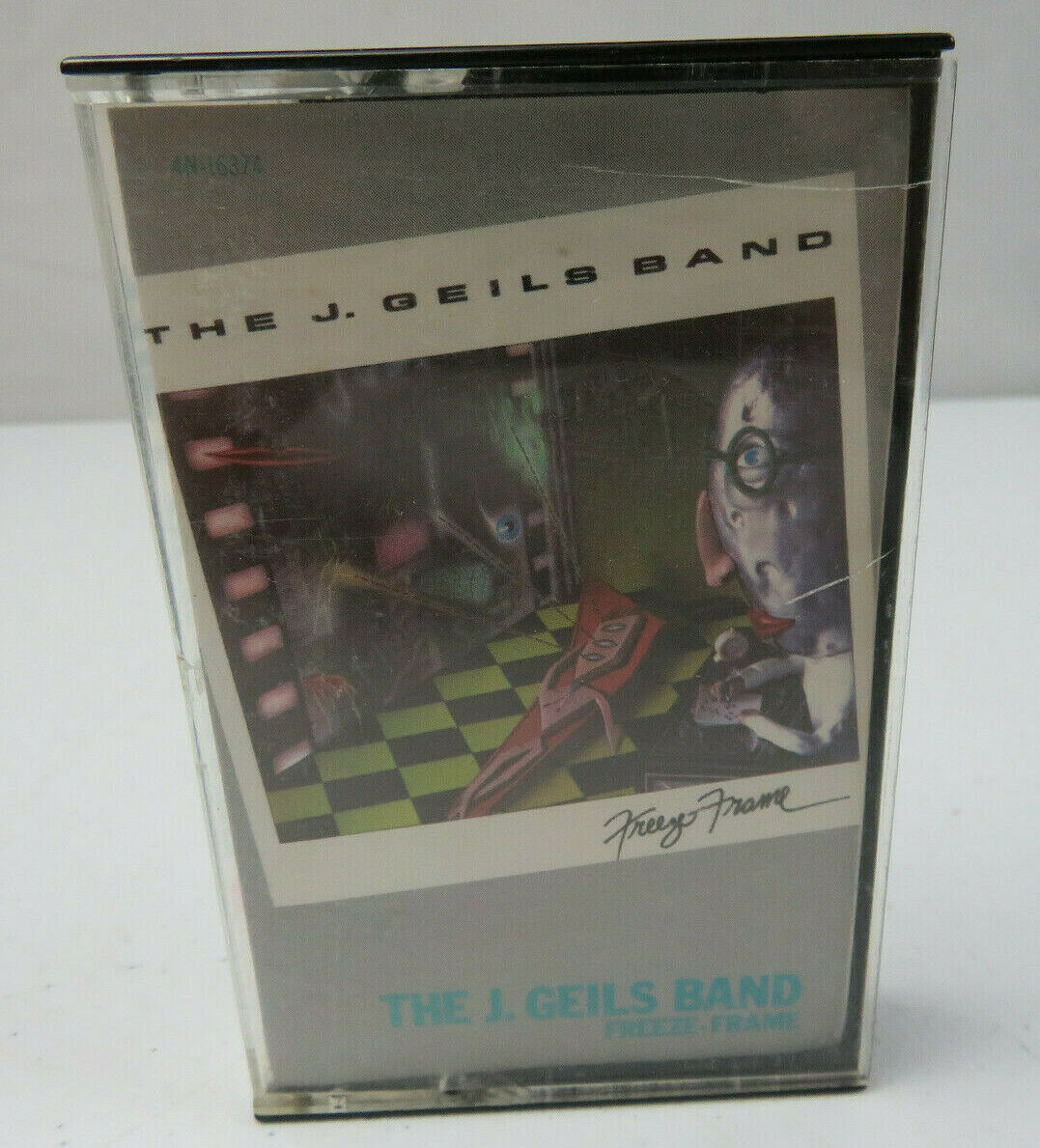 Primary image for VINTAGE 1981 THE J.GEILS BAND FREEZE FRAME MUSIC CASSETTE