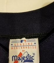 Vintage Made In USA Seattle Mariners Jersey Stitched Majestic MLB Baseball #6 image 6