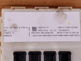 Bmw F30 F33 328i 428i N20 2.0 4cyl Turbo DME ECU Key Cas Ignition Module Set image 8