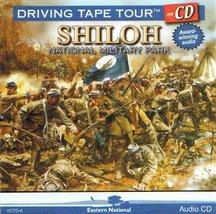 Shiloh National Military Park Driving Tape Tour on CD [Audio CD] Steve J... - $19.95