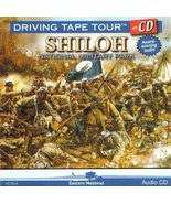 Shiloh National Military Park Driving Tape Tour on CD [Audio CD] Steve J... - $19.95