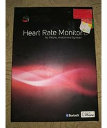 Sports Tracker Heart Rate Monitor NIB Sealed New Old Stock - $39.59