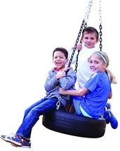 M & M Sales Enterprises Treadz Traditional Tire Swing - $101.38