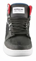 Supra Stevie Williams S1W Badge Shoes Stars & Stripes Black Navy White Sneakers image 5