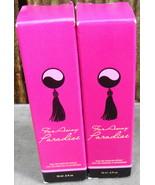 Lot Of 2 AVON FAR AWAY PARADISE Eau DE Parfum 0.5 FL OZ Purse Size Spray - $29.00