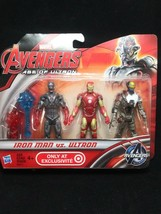 Hasbro 2015 Marvel Avengers Age Of Ultron Iron Man Vs Ultron Target Excl... - $15.84