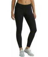 Kirkland Signature Ladies Active Tight Leggings 4 Way Stretch  Black  Sz XS - $14.64