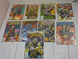 Deathlok #1-8 (1999) Marvel Lot of 9 Comics Bagged and Boarded - C2704 - $11.99