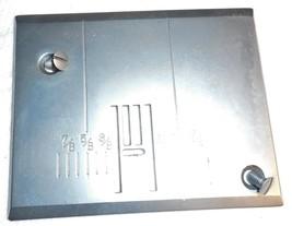 Kenmore Free Arm 158.10301 Needle Plate #32631 w/Set Screws - $15.00