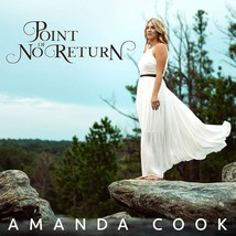 """""""Point of No Return"""" by Amanda Cook (New, 11 tracks, 2019, Mountain Feve... - $8.90"""