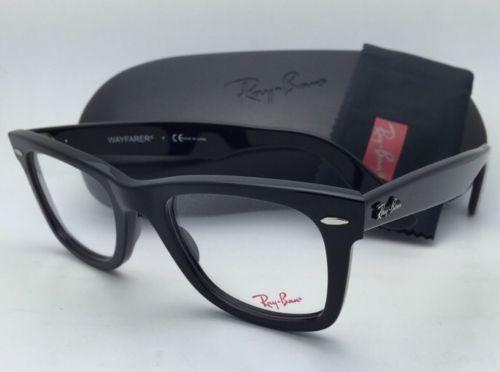46b58a31fe Iconic New RAY-BAN WAYFARER Eyeglasses RB and 11 similar items