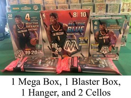 Oklahoma City Thunder - 2019-20 NBA Panini Mosaic Basketball Box Break #13 - $7.91