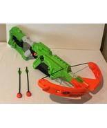 Nerf Z-Strike Zombie Strike Dreadbolt Crossbow Dart Blaster Bow with 2 A... - $19.99