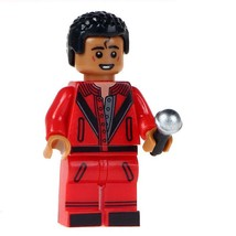 Michael Jackson - Musical Famous Pop Singer Lego Minifigures Block Toy Gift - $1.99