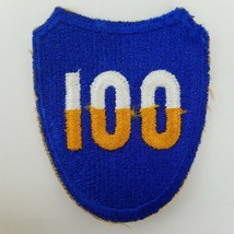 100th Infantry Division Army US Military Uniform Shoulder Patch - $12.36