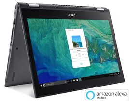 "Acer 13.3"" Spin FHD 2in1 Laptop  Intel i5-8250U, 8GB, 512GB SSD, Fingerp... - $924.84"