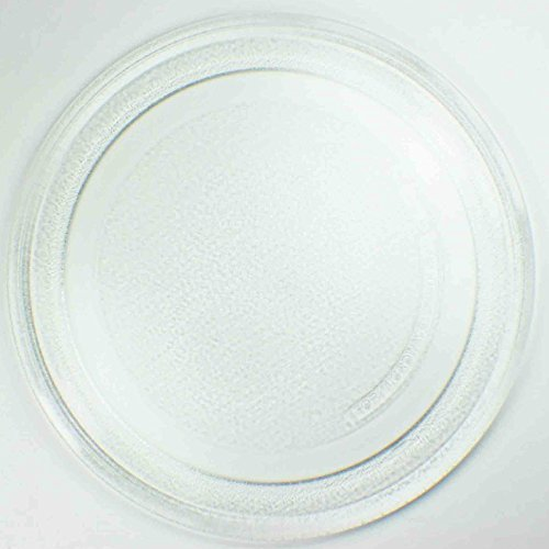 "Primary image for G.E. Microwave Glass Turntable Tray / Plate 9 3/4 "" WB49X10010"