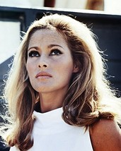 Ursula Andress portait in white 1960's 16x20 Canvas Giclee - $69.99
