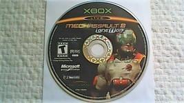MechAssault 2: Lone Wolf (Microsoft Xbox, 2004) - $4.95
