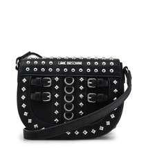Love Moschino Black Clutch with spikes - $177.21