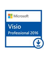 Visio 2016 Professional - Retail - 32/64 Bit - Genuine - Instant Delivery - $29.94