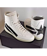 NIB Saint Laurent Signature Court Classic SL/36H Stripe Star Sneakers 10... - $445.00
