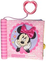 Disney Baby Minnie Mouse Soft Book with Spine - $17.80