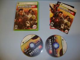 Mass Effect 2 (Microsoft Xbox 360, 2010) - $8.43