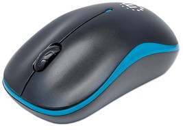 Wireless Mouse, Portable Optical Pc 2.4ghz Wireless Mouse Laptop - $21.99
