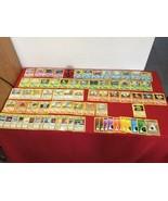 1999 Pokemon Trading Card Lot of 74 Base Set - $75.00