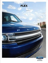 2015 Ford FLEX sales brochure catalog US 15 SE SEL Limited - $8.00