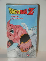 DRAGON BALL Z - FUSION - PLAY FOR TIME (VHS) - $15.00