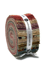 "Jelly Roll - Bed of Roses Edyta Sitar 2.5"" Fabric Strips Quilt Precuts M... - $36.97"