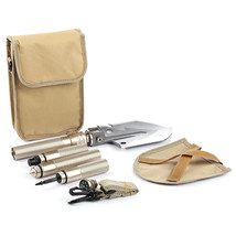 Multi-function Military Tactical Outdoor Folding Camping Shovel Survival... - $62.30 CAD