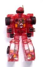 1997 Bandai Power Rangers Turbo Red X-Ray Robo Racer Action Figure - $4.99