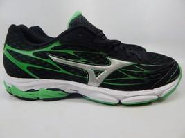 Mizuno Catalyst Size US 11 M (D) EU 44.5 Men's Running Shoes Black Green Silver