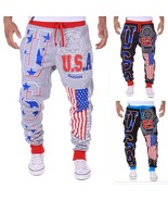 Jamickiki New Casual Pants Printed, Sport Pants, Harem Pants, 3 Colors - $21.42