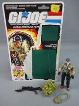 Vintage GI JOE Action Figure 1987 Tunnel Rat 100% w Full Cardback Fridge... - $31.04