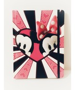 Pook-a-Looz Mickey and Minnie Hardcover Journal, New - $16.88