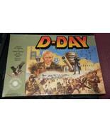 D-Day Vintage Board Game - $19.00