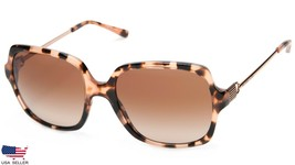 New Michael Kors MK2053 Bia 315513 Tortoise /BROWN Sunglasses 56-18-140 B51mm - $68.30