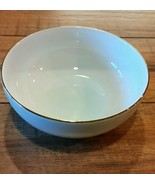 Charter Club Grand Buffet Fine Linen Gold Cereal Bowl - $8.51