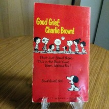 3 Collectible CHARLES M. SCHULZ Paper Back Comics Books 1960's Issues image 4