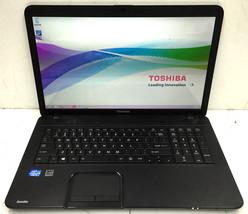 Toshiba Laptop C875-s7304 - $329.00