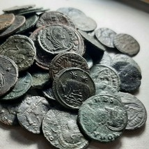 Genuine Ancient Roman Coins from the 4th Century CE - $22.50