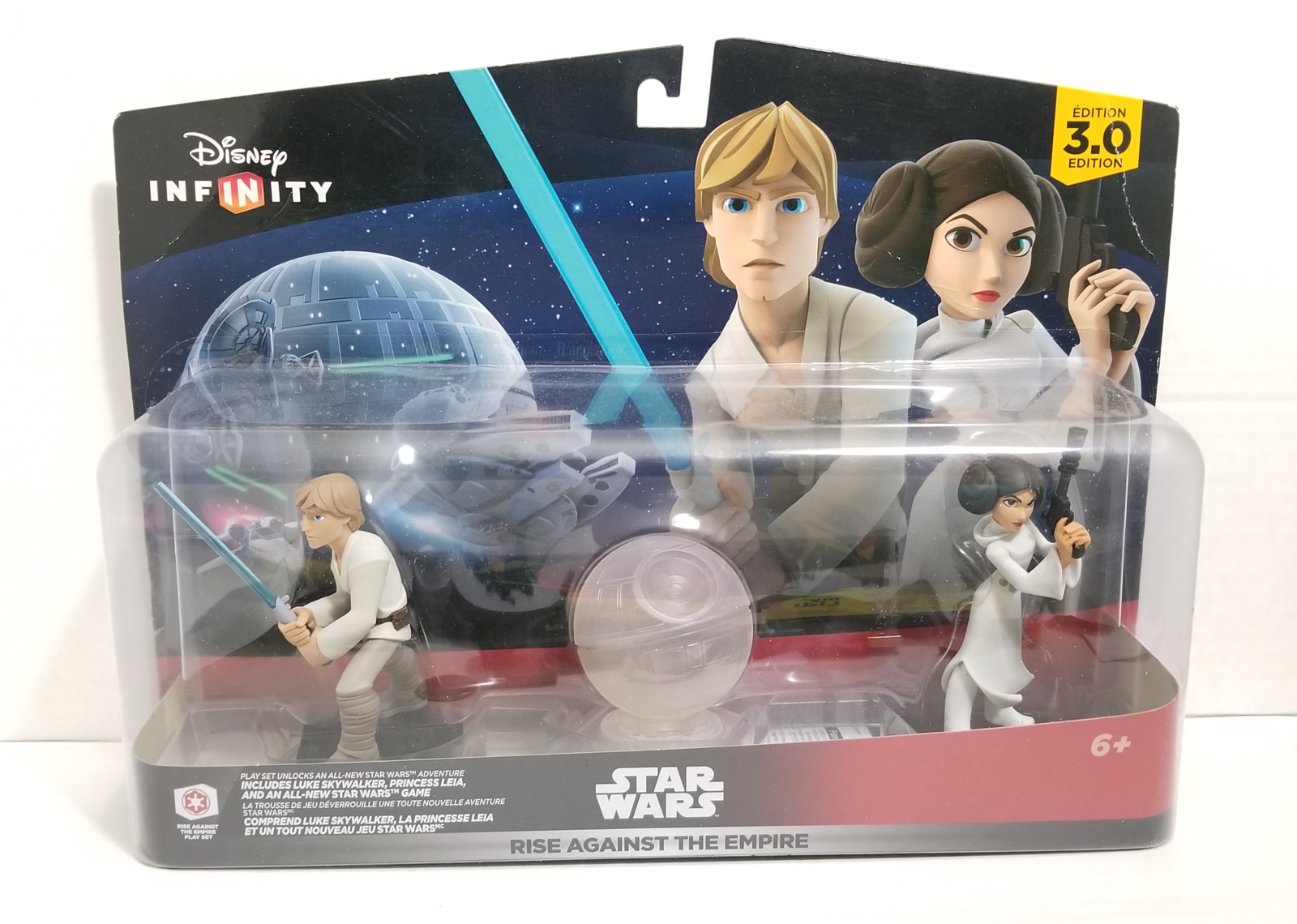 Rise against the empire disney infinity set