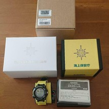 [UNUSED] Casio G-SHOCK Frogman GWF-D1000JCG-9JR Japan Coast Guard Boxed ... - $2,828.78